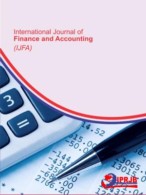 IJFA Cover