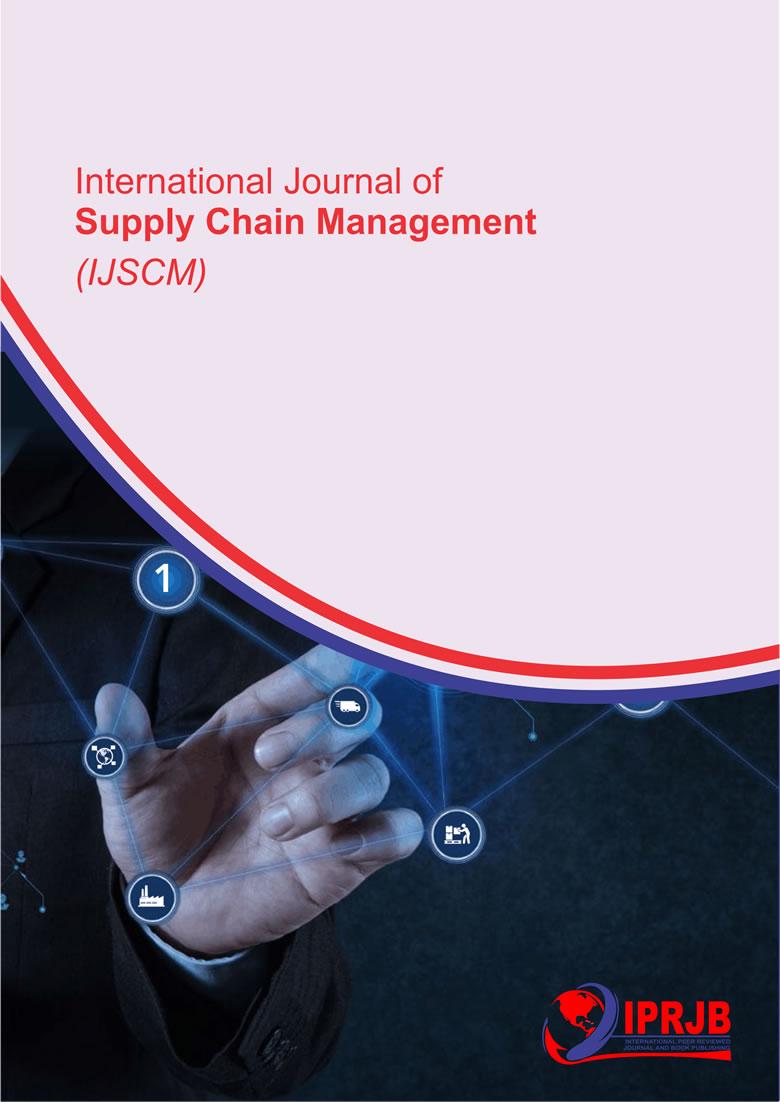 IJSCM Cover