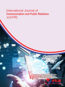 International Journal of Communication and Public Relation
