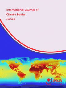 International Journal of Climatic Studies