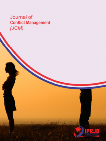 Journal of Conflict Management