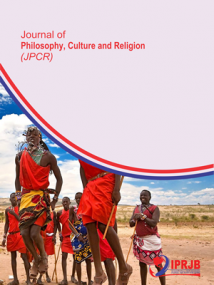 Journal of Philosophy, Culture and Religion
